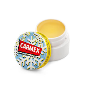 Carmex Limited Edtition Snøfnugg