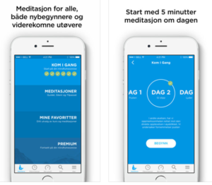 Mindfulness Carmex Pia Seeberg Trening-apps