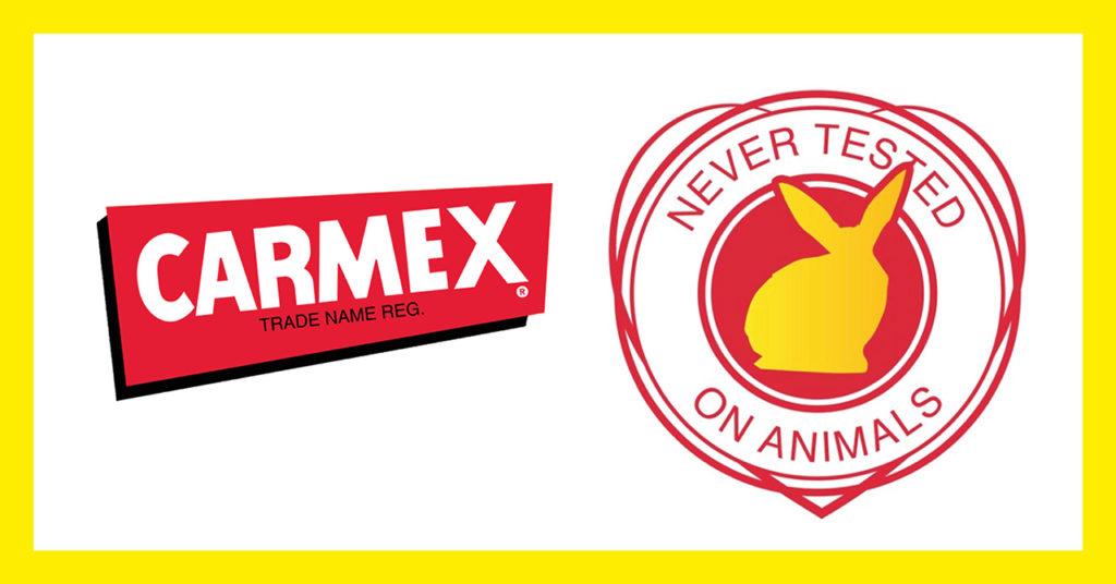 Carmex ikke testet på dyr