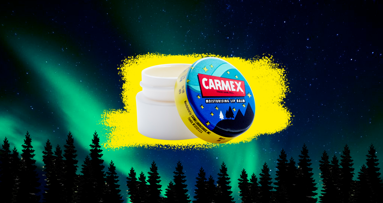 Carmex Nordlys - Limited edition!